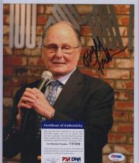 Budd Friedman Signed Autograph Auto 8x10 Psa Dna Certified
