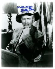 Buddy Ebsen Beverly Hillbillies Signed Psa/dna 8x10 Photo Authenticated Autograp