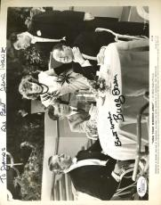 Buddy Ebsen June Havoc Signed Jsa Certified 8x10 Photo Authenticated Autograph