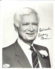 Buddy Ebsen Signature Auto Autograph 8x10 Photo Jsa Authentic Certificate