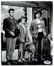 Buddy Ebsen Signed Beverly Hillbillies Authentic 8x10 Photo PSA/DNA