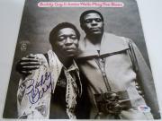 Buddy Guy Signed Album LP w/coa Blues Legend Chicago #2