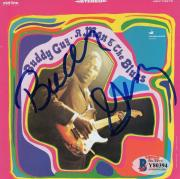 Buddy Guy Signed CD Cover Photo COA Blues Legend Proof
