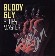 Buddy Guy Signed CD Cover Photo COA Blues Legend