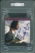 Buddy Guy Signed Feels Like Rain Cd Cover Autographed PSA/DNA Slabbed