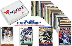 Buffalo Bills Team Trading Card Block/50 Card Lot