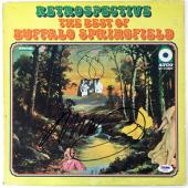 Buffalo Springfield Signed Perspective Album Neil Young & Stills Psa/dna #y45865