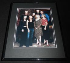 Buffy Vampire Slayer Cast Framed 8x10 Photo Poster Sarah Michelle Gellar