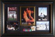Bugsy Warren Beatty Signed Casino Movie Display