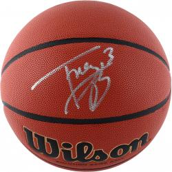Trey Burke Michigan Wolverines Autographed NCAA Basketball