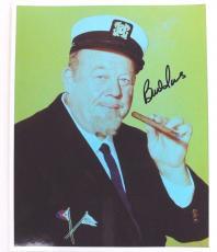 Burl Ives (d.1995) Actor Big Country OSCAR Autographed 8x10 Photo Signed COA 16B