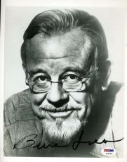 Burl Ives Psa/dna Coa Hand Signed 8x10 Photo Authentic Autograph