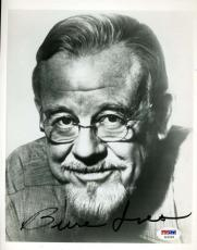 Burl Ives Psa/dna Coa Hand Signed 8x10 Photo Authentic Autograph