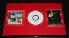 Burl Ives Signed Framed Rudolph Red Nosed Reindeer DVD & Photo Display