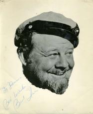 Burl Ives Vintage Jsa Coa Autograph 8x10 Hand Signed Photo Authenticated