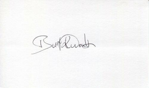 Burt Kwouk James Bond Pink Panther Last of the Summer Wine Signed Autograph
