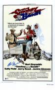"Burt Reynolds Autographed 12"" x 18"" Smokey And The Bandit Movie Poster - Beckett COA"
