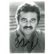 Burt Reynolds Autographed 8x10 Photo
