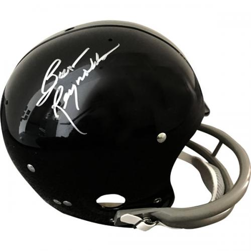 Burt Reynolds Autographed Mean Machine Football Helmet