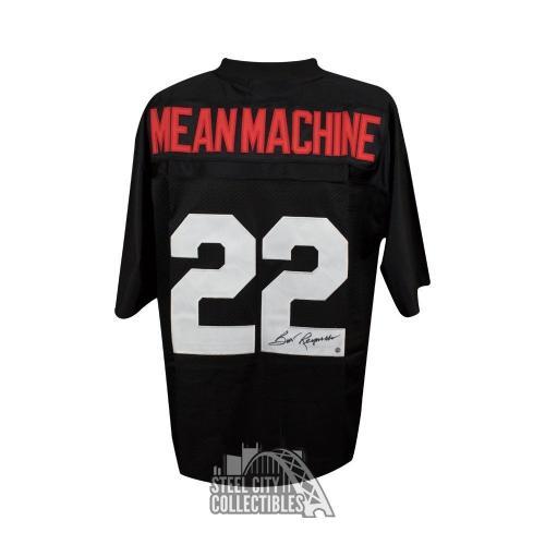 Burt Reynolds Autographed Mean Machine The Longest Yard Football Jersey Steiner