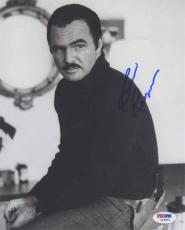 Burt Reynolds Autographed Signed 8x10 Photo Certified Authentic PSA/DNA