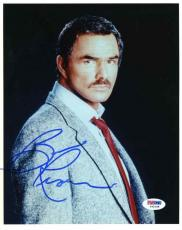 Burt Reynolds Autographed Signed 8x10 Photo Certified Authentic PSA/DNA COA