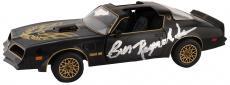 Burt Reynolds Autographed Smokey And The Bandit Replica 1:24 Die Cast Car - JSA COA