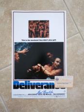 Burt Reynolds Deliverance Movie Signed Autographed 10x15 Photo Poster Steiner