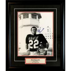 Burt Reynolds Framed Autographed 11X14 Photo
