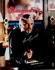 Burt Reynolds Hand Signed Autograph 8x10 Photo Sitting at Desk Amanda's W/ COA