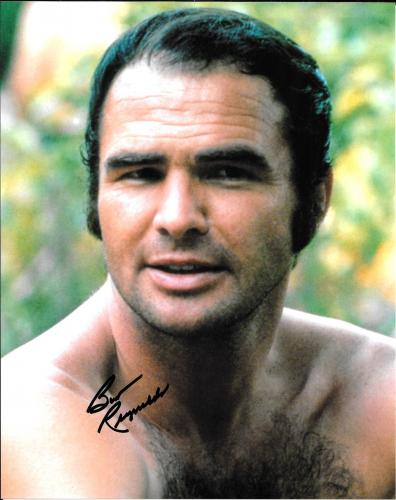 Burt Reynolds Hand Signed Autographed 8x10 Photo Deliverance Close-Up JSA COA