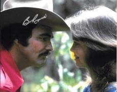 Burt Reynolds Hand Signed Autographed 8x10 Photo Staring at Sally Field