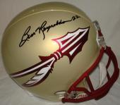 Burt Reynolds Hand Signed   Autographed Florida State Seminoles Full Size Replica Football Helmet - JSA