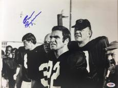 "Burt Reynolds signed 11x14 photo Actor autograph Movie ""THE LONGEST YARD PSA COA"