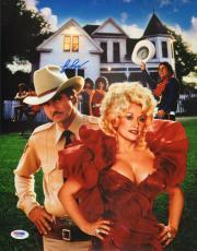 Burt Reynolds Signed 11x14 Photo PSA/DNA COA The Best Little Whorehouse in Texas