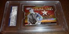 Burt Reynolds Signed 2007 Donruss Americana Cinema Stars Material Card PSA/DNA