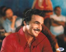 Burt Reynolds Signed Authentic Autographed 8x10 Photo (PSA/DNA) #D08649