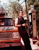 Burt Reynolds Signed Autographed 8X10 Photo Deliverance Gas Station w/COA
