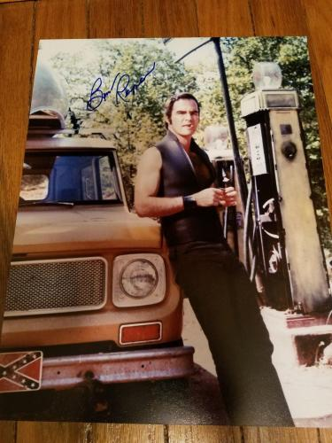 Burt Reynolds Signed Autographed Color 11x14 Photo Deliverance Wow!!!