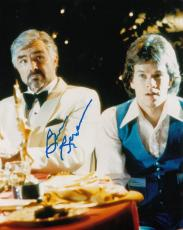 Burt Reynolds signed Boogie Nights movie 8x10 photo w/coa