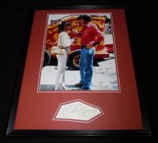 Burt Reynolds Signed Framed 16x20 Photo Display Smokey & The Bandit