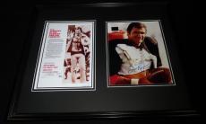 Burt Reynolds Signed Framed 16x20 Photo Set JSA The Longest Yard