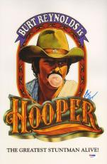 Burt Reynolds Signed Hooper 11x17 Photo PSA/DNA COA Poster Autograph Picture '78