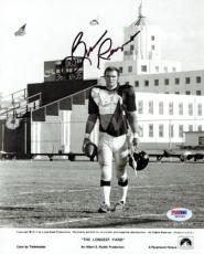 Burt Reynolds Signed Longest Yard Autographed 8x10 B/W Photo PSA/DNA #Z80584