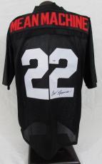 Burt Reynolds Signed Mean Machine Jersey The Longest Yard Jersey PSA/DNA AA71230