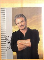 Burt Reynolds-signed photo-17