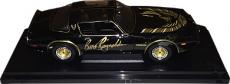 Burt Reynolds signed Smokey and the Bandit 2 1:18 Scale Trans Am Diecast Car (gold sig)- PSA Hologram (movie/entertainment)