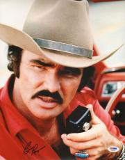 Burt Reynolds Signed Smokey & the Bandit 11x14 Photo PSA/DNA COA Auto'd Picture