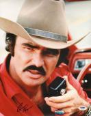 Burt Reynolds Signed Smokey & the Bandit 11x14 Photo PSA/DNA COA Auto'd Picture