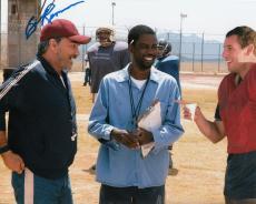Burt Reynolds signed The Longest Yard 8x10 w/coa Coach Nate Scarborough